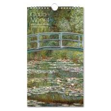 Birthday Calendar & Card Wallet Monet