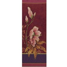 Liberty style Tapestry Altea in purple shades