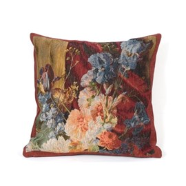 Nostalgic Cushion Iris
