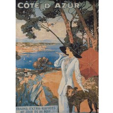 Tapestry Cote d'Azur