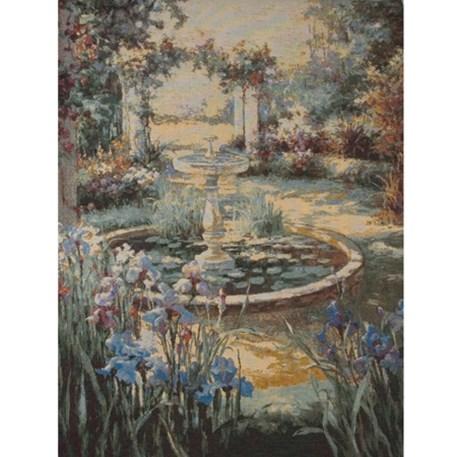 Tapestry/Gobelin Fontaine