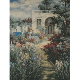 Tapestry/Gobelin Patio