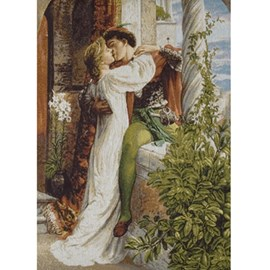 Tapestry Romeo and Juliet