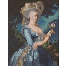 Tapestry Marie Antoinette