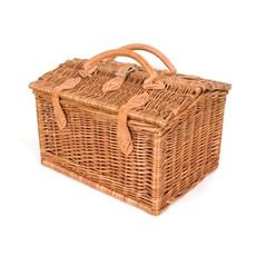 Basket Leather Grip Natural
