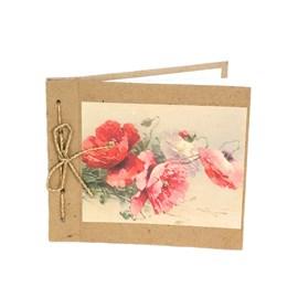 Photo Album Poppies