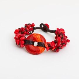 Bracelet Balance Red