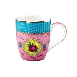 2 Sweet Rose Mugs