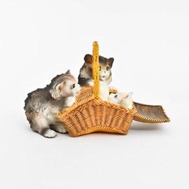 Sculpture Cats Fun