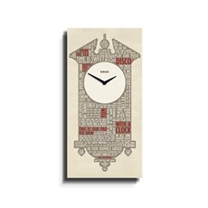 Clock Vienna