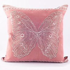 Cushion Butterfly Lace