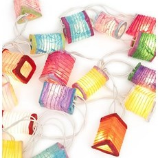 String Lights Lanterns