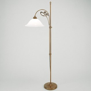 voorbeeld van een van onze Standard/Reading Lamps