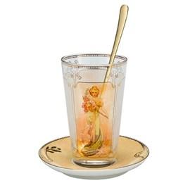 Latte Macchiato Set Mucha  Spring