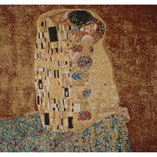 Wall Tapestry The Kiss