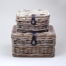 Rattan Luggage Set River