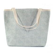 Handbag Nathalie | Blue Blossom