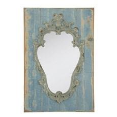 Mirror Blue Antic