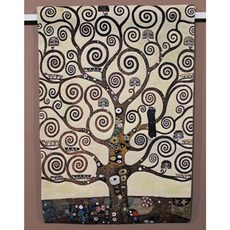 Tapestry / Gobelin The Tree of Life - Klimt