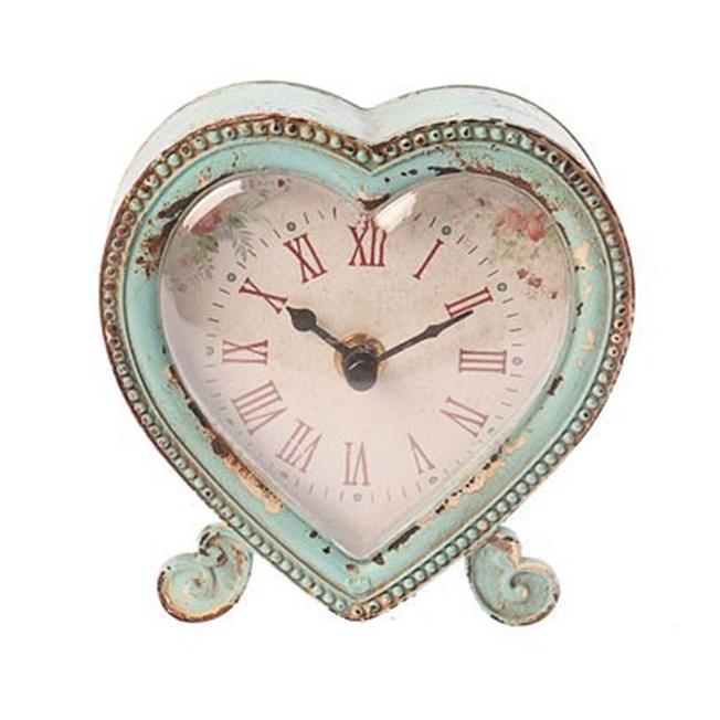 Clock Vintage Boudoir