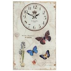 Clock Botanical