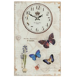 Clock Botanical