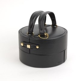 Jewellery Case Yin and Yang Black