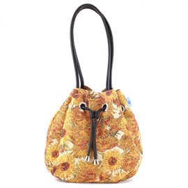Pouch Bag Sunflowers