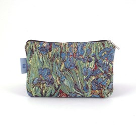 Makeup Bag Irises