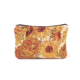 Make-up bag Sunflowers