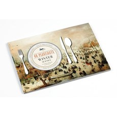 Placemat Pad Winter