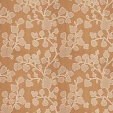 Curtain Fabric Silky Floral