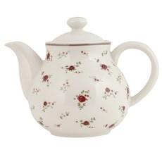 Teapot Red Roses 1.2 L