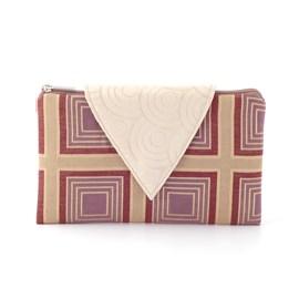 Clutch / Evening Bag Nathalie | Cubic