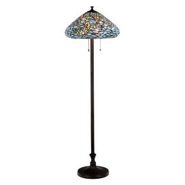 Tiffany Floor Lamp Fly Away