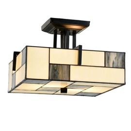 Tiffany Ceiling Lamp Mondrian