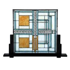 Frank Lloyd Wright Tiffany Panel