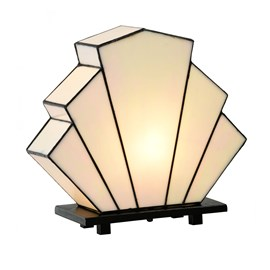 French Art Deco Tiffany Table Lamp