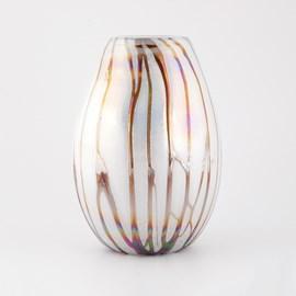 Vase Golden Drops
