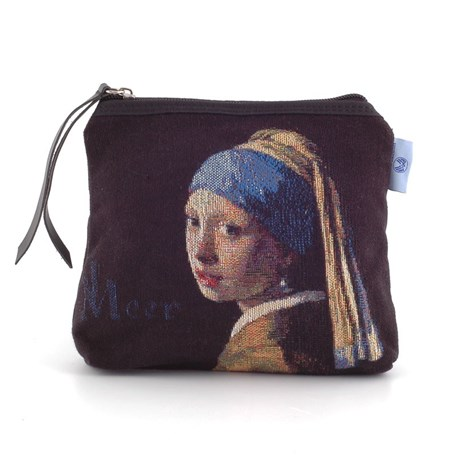 Make-up bag Girl with the pearl earring | Vermeer