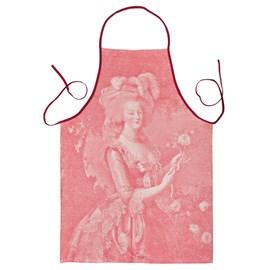 Kitchen Apron Marie Antoinette Rouge