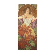 Tapestry Rubis