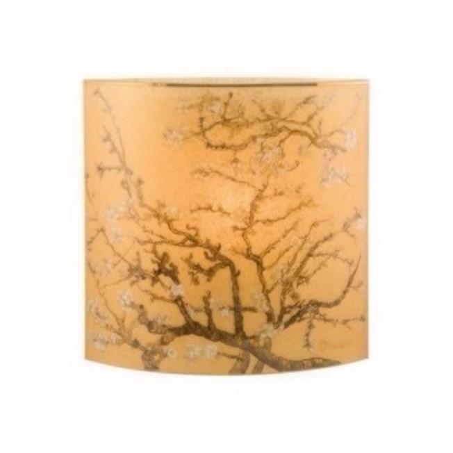 Table Lamp Almond Tree