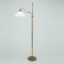 Floor Lamp / Reading Lamp with Hinge Classy
