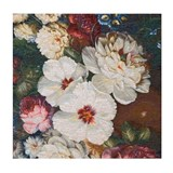 Wall Tapestry Flower Still Life