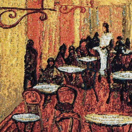 Wall Tapestry Café terrace at night | Vincent van Gogh