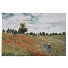Tapestry Monet Poppies