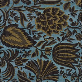 Furniture Fabric Flora Deco