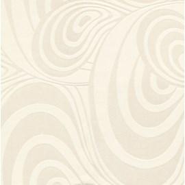 Curtain fabric Vortex | Beige