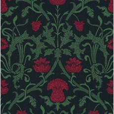 Furniture and Curtain Fabric Curly Thistle